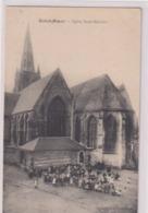 CPA 62  SAINT OMER Eglise SAINT SEPULCRE - Saint Omer