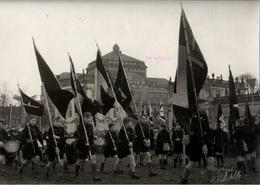 ! Interessantes Foto, Photo, Kassel, Theater, Karlswiese, Fähnlein Seydlitz, Dt. Jungvolk, Hessen, 3. Reich, Third Reich - War, Military
