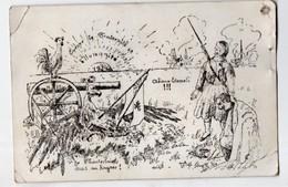 """Carte Antimilitariste 1914 """"adieux éternels à L'Europe De Fraternité Et D'humanité""""  (PPP22916) - France"""