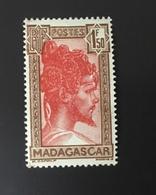 1930 N° 176A Neuf * - Madagascar (1889-1960)