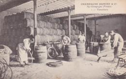 279730Champagne Duminy & Co Chantier, Tonnellerie Nr. 1 (voir Coins) - Wijnbouw