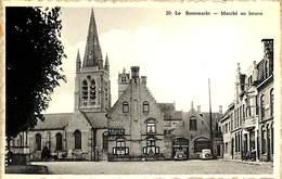 Lo - Botermarkt - Marché Au Beurre (oldtimer) - Lo-Reninge
