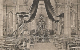 Capelle-au-Bois / Kapelle-op-den-Bos : Intérieur De L'Eglise 1909 - Kapelle-op-den-Bos
