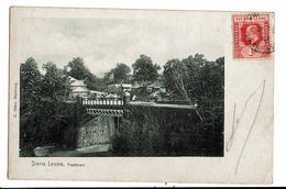 CPA-Carte Postale-Sierra Leone-Freetown- -1910 VMD16906 - Sierra Leona