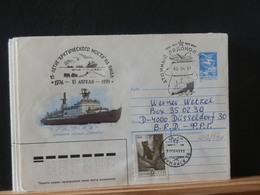 A12/870 ENVELOPPE   VENTE RAPIDE A 1 EURO - Polar Ships & Icebreakers