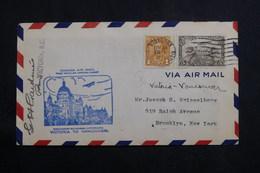 CANADA - Enveloppe 1er Vol Victoria / Vancouver En 1931, Affranchissement Plaisant - L 61019 - Briefe U. Dokumente