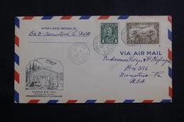 CANADA - Enveloppe 1er Vol Embarras Portage / FT. Chipewyar En 1931, Affranchissement Plaisant - L 61020 - Briefe U. Dokumente