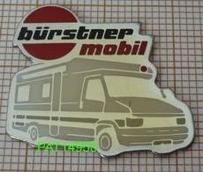 CAMPING CAR BÜRSTNER MOBIL - Pin