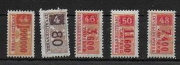 Deutsches Reich Revenue Stamp Stempelmarke Fiscal Invaliden Versicherung Infla - Germany