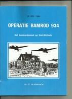 Sint-Michiels - Operatie Ramrod 934 - Oorlog 28 Mei 1944- BLZ 120, Met Veel Foto's - Brugge