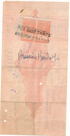 1939 ASSEGNO BANCA D'ITALIA FILIALE DI MODENA + MARCHE DA BOLLO COLONIE 2X0,10 - Chèques & Chèques De Voyage