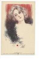 24868 -  Philipp Et Kramer Leo Kainradl Serie IV/3  Magnifique Femme Très Bon état - Andere Illustrators