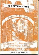 Remich 100 Ans Harmonie - History