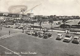 Cartolina - Postcard / Viaggiata - Sent /  Catania,Piazza Mancini ( Gran Formato ) Anni 60 - Catania