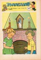 Zonnekind - Weekblad - 5é Jaargag Nr. 39 - 30 Sept. 1962 - Libri, Riviste, Fumetti