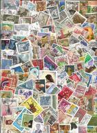 Monde Sauf France : 2800 Timbres Tous Différents Sans Papier - Timbres