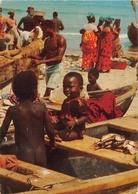 VILLAGE DE PECHEURS   ENFANTS - Niger