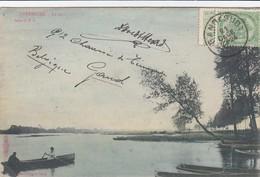 Overmeire - Le Lac - Sugg; Série 17, N°1 - Kleur - Couleur - Berlare