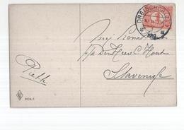 Dreischor (ZL) Kortebalk - 1919 - Poststempel