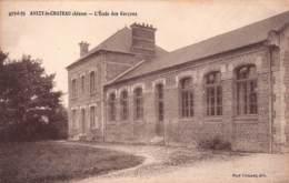 02 - AISNE - ANIZY LE CHATEAU - 10061 - école Des Garçons - Autres Communes