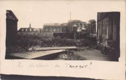 02 - AISNE - VAUXROT - 10110 - Carte Photo à Vérifier - Distillerie - Autres Communes