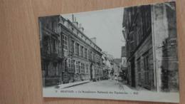CPA -  71. BEAUVAIS - La Manufacture Nationale Des Tapisseries - Beauvais