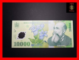 ROMANIA 10.000 10000 Lei  2000  P. 112 A  POLYMER  UNC - Romania