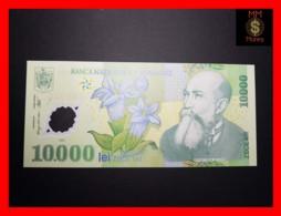 ROMANIA 10.000 10000 Lei  2001  P. 112 B POLYMER  UNC - Romania