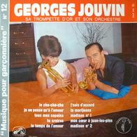 GEORGES JOUVIN - 25 Cm - 33T - Disque Vinyle - Sa Trompette D'or Et Son Orchestre - 1161 - Musicals