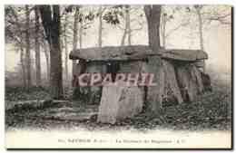 Environs De Saumur CPA Bagneux Le Dolmen - Frankreich