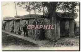 Environs De Saumur CPA Bagneux Le Grand Dolmen - Frankreich