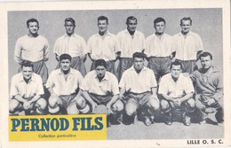 LILLE  O.S.C. ,,,, PERNOT FILS   Collection   Particuliere ,,,BON DE COMMANDE - Football