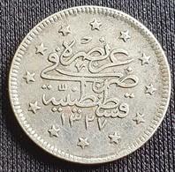 Turkey 2 Kurush 1911 (1327-3) - Turquie