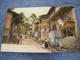 C.P.A.- Thonon Les Bains (74) - Rue Des Pêcheurs Au Quartier De Rive - 1920 - SUP - (DA 9) - Thonon-les-Bains