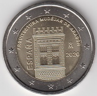MONEDA 2€ ESPAÑA 2020 ARTE MUDEJAR - España