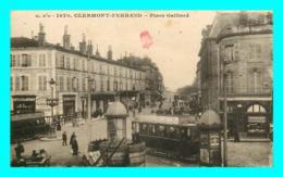 A835 / 447 63 - CLERMONT FERRAND Place Gaillard - Clermont Ferrand