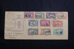 TRINITÉ & TOBAGO - Enveloppe FDC En 1953 Pour Trinitad  - L 61101 - Trinidad & Tobago (...-1961)