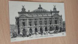 CPA -  PARIS  -  10. L'Opéra Académie Nationale De Musique - Andere Monumenten, Gebouwen