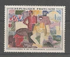 1322** Tableau De R. De La Fresnaye - Ungebraucht