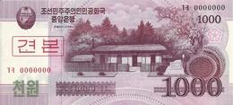 COREE DU NORD 1000 WON 2008 UNC P 64 S - Korea, Noord