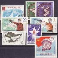 RUMÄNIEN ROMANIA [Lot] 02 ( O/used ) Geschnitten Div. Jahre - 1948-.... Republiken