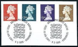Gran Bretaña Nº 2083/6 Usado Cat.55€ - 1952-.... (Elizabeth II)