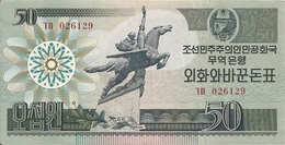 COREE DU NORD 50 WON 1988 VF P 30 - Korea, Noord