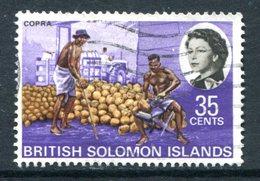 British Solomon Islands 1968-71 Pictorials - 35c Value Used (SG 177) - Islas Salomón (...-1978)