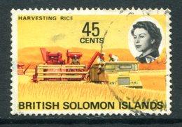 British Solomon Islands 1968-71 Pictorials - 45c Value Used (SG 178) - Islas Salomón (...-1978)
