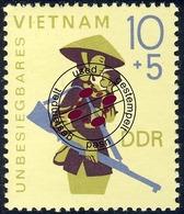 1371 Unbesiegbares Vietnam 10+5 Pf O - [6] République Démocratique