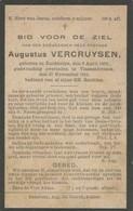 BP Vercruysen Augustus (Zuiddorpe 1850 - Vlassenbroek 1910) - Sin Clasificación