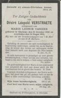 BP Verstraete Désiré Léopold (Geluwe 1858-1912) - Non Classés