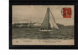 35 - SAINT MALO - Yacht Aux Régates  - 3823 - Saint Malo
