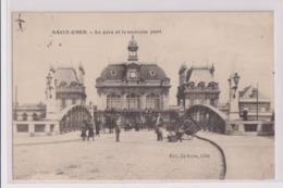 CPA 62  SAINT-OMER La Gare Et Le Nouveaux Pont - Saint Omer